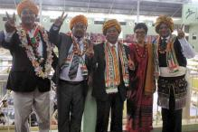 Old guard reclaim power in Tripura, Meghalaya and Nagaland