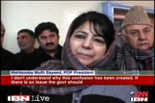 Fatwa against girl band: State must intervene, says Mehbooba Mufti