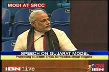 Gujarat model of development is pro-people, good governance: Modi