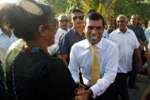 Maldives denies any 'deal' in Nasheed leaving Indian mission