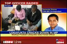 MP forest officer raided, Rs 12 cr worth investments recovered