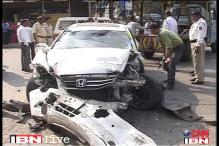Mumbai car accident: Errant driver arrested