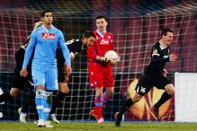 Czech misery for Napoli as Anzhi and Zenit shine