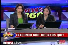 News 360: J&K's first girl band quits after fatwa