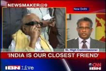Newsmaker of the Day: Prasada Kariyawasam