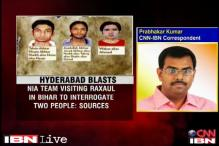 Hyderabad blasts: NIA to quiz duo arrested from Indo-Nepal border