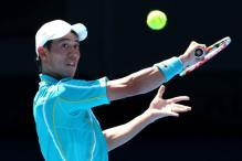 Nishikori to face Lopez in Memphis final