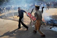 Odisha: 50 injured as college teachers clash with police