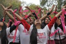 One Billion Rising: Women dance, sing to protest sexual violence