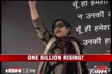 One Billion Rising: Country unites for women's equality