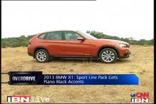 Overdrive: Review of Honda CR-V, BMW X1