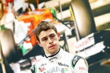 Paul di Resta 4th fastest on Day 2 of Jerez test
