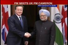 Antony not part of Manmohan-Cameron meet