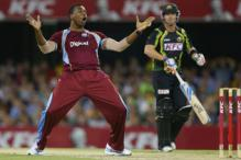 In Pictures: West Indies v Australia, one-off Twenty20