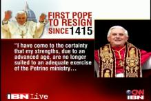 Speculations rife over successor of Pope Benedict XVI