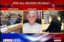 Chopper deal: 3 key players enjoy Constitutional immunity