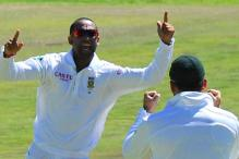 2nd Test: South Africa pip Pakistan by four wickets to clinch series