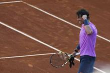 Nadal reaches doubles semi-finals in Chile