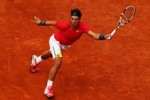 Nadal advances to second round in Mexican Open