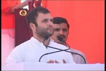 Tripura polls: Oust anti-people LF govt, Rahul urges voters