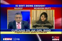 J&K: Govt should have acted sooner, says Mehbooba Mufti on fatwa against girl band