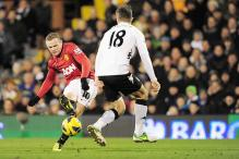 Rooney gives Manchester United 1-0 win at Fulham