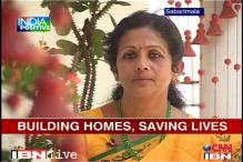 Kerala: Zoology professor builds homes for poor