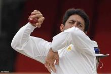 2nd Test: Ajmal five-for puts Pakistan in command on day two