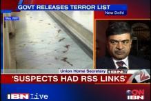 I don't like the term right wing terror, I prefer 'Hindutva' terror: Praveen Swami