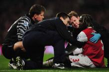 Arsenal without Sagna, Diaby doubtful for Spurs clash