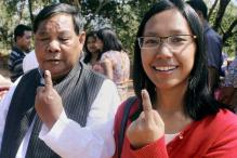 Over 88 per cent voting recorded in Meghalaya