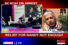 Unfortunate that courts need to tell artistes what or what not to say: Sanjoy Roy on Ashis Nandy