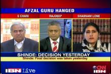 It's a sad day for Kashmiris: Shabnam Lone on Afzal Guru's hanging
