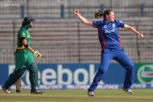 Shrubsole helps England Women to beat SA in Super Six