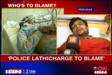 Allahabad railway station stampede: One policeman started lathi-charge, others followed, says eyewitness