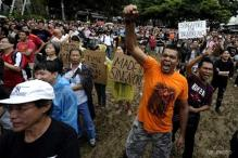 Singapore: Protesters demand limitation of immigration