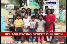 B'lore: School for street kids uses art, music to rehabilitate them