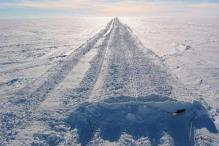 South Pole turning into waste dump