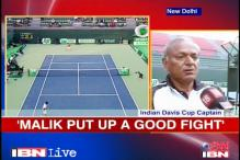 I'm happy with Malik's valiant fight: S P Misra