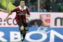 Shaarawy to renew contract with AC Milan until 2018