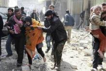 Syria: Rockets hit eastern Aleppo, killing 12