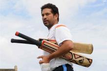 Snapshot: Sachin Tendulkar seen enjoying a game of golf