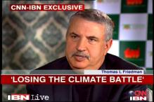Obama hasn't done a lot on climate change: NYT columnist Thomas L Friedman