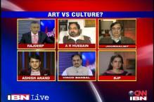 Has nudity in art always been a part of Indian culture?