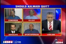 Should Kalmadi step down from Parliament, sports bodies till his name is cleared of all charges?