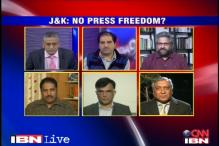 Is there no press freedom in Kashmir?