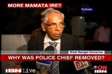 Mamata transfers Kolkata police chief, WB Governor criticises the move
