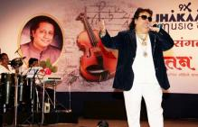 Bappi Lahiri learnt Tamil song in 10 minutes