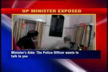UP minister caught on camera helping cattle smugglers