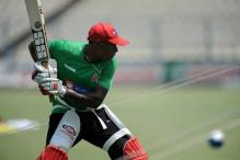 Sibanda ton delivers Zimbabweans warm-up win